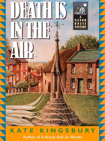 Death in the Air by Kate Kingsbury