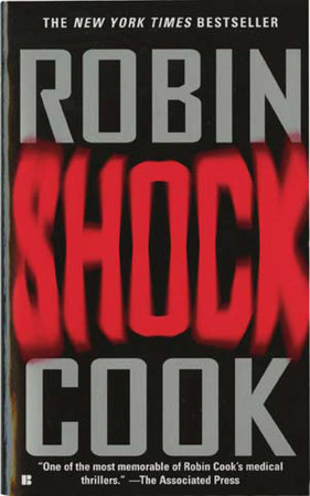 Shock by Robin Cook