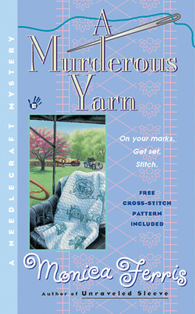 A Murderous Yarn by Monica Ferris