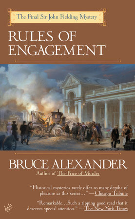 Rules of Engagement by Bruce Alexander