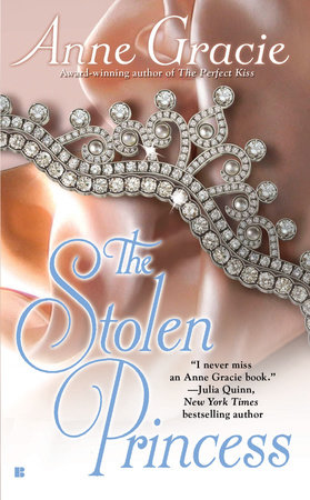 The Stolen Princess by Anne Gracie
