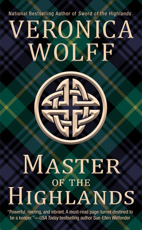 Master of the Highlands by Veronica Wolff