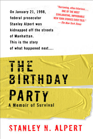 The Birthday Party by Stanley N. Alpert