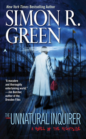 The Unnatural Inquirer by Simon R. Green