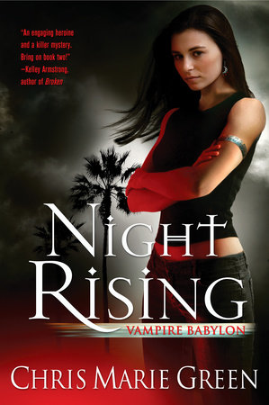 Night Rising by Chris Marie Green