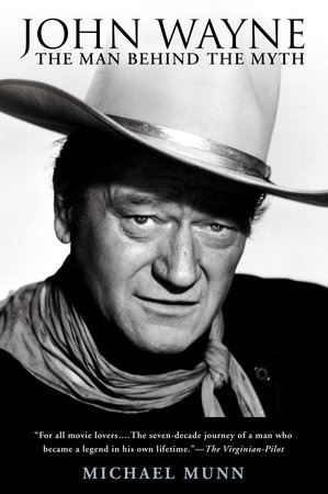 John Wayne by Michael Munn