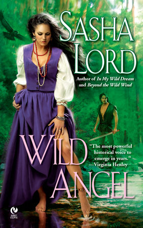 Wild Angel by Sasha Lord