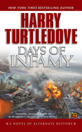 Days of Infamy by Harry Turtledove