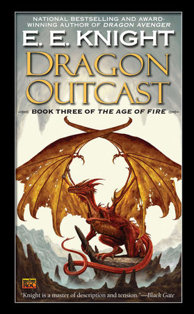 Dragon Outcast by E.E. Knight