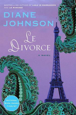 Le Divorce by Diane Johnson
