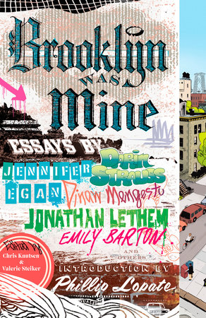 Brooklyn Was Mine by Valerie Steiker and Chris Knutsen