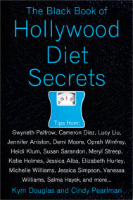 The Black Book of Hollywood Diet Secrets