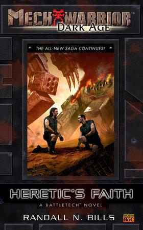 Mechwarrior: Dark Age #17 by Randall N. Bills