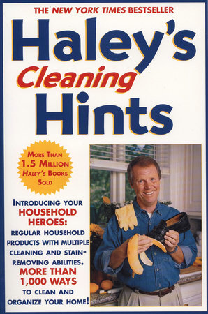 Haley's Cleaning Hints by Graham Haley and Rosemary Haley