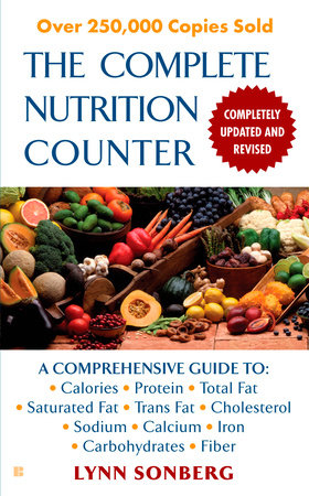 The Complete Nutrition Counter-Revised by Lynn Sonberg