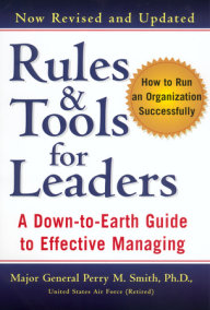 Rules and Tools for Leaders