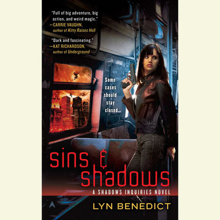 Sins & Shadows by Lyn Benedict