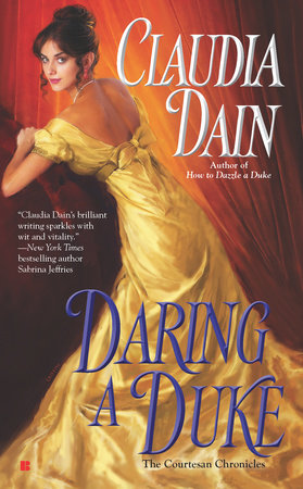 Daring a Duke by Claudia Dain