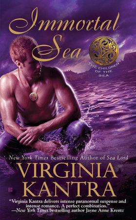 Immortal Sea by Virginia Kantra