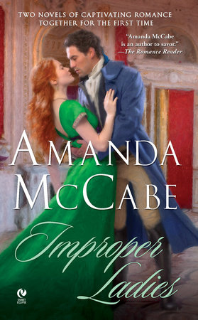 Improper Ladies by Amanda McCabe