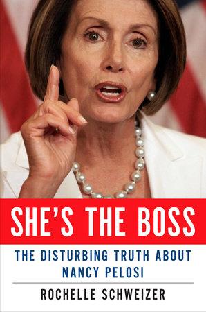 She's the Boss by Rochelle Schweizer