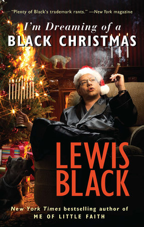 I'm Dreaming of a Black Christ by Lewis Black
