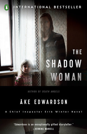 The Shadow Woman by Ake Edwardson