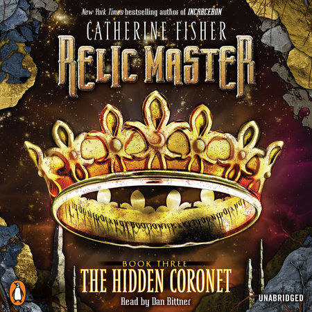 The Hidden Coronet #3 by Catherine Fisher