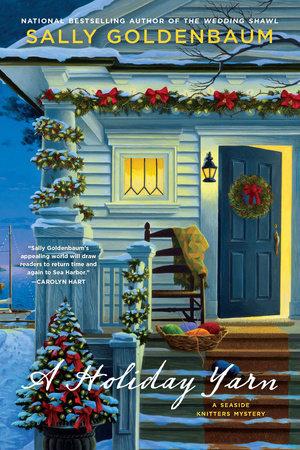 A Holiday Yarn by Sally Goldenbaum