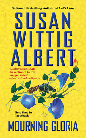 Mourning Gloria by Susan Wittig Albert