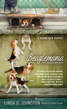 Beaglemania by Linda O. Johnston