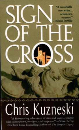 Sign of the Cross by Chris Kuzneski
