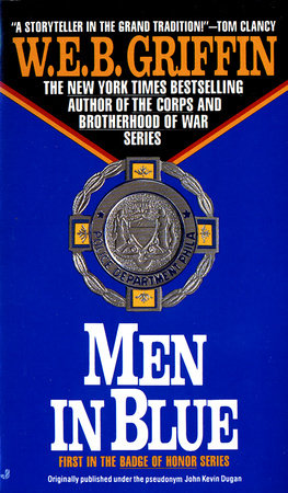 Men in Blue by W.E.B. Griffin