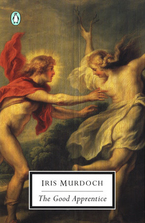 The Good Apprentice by Iris Murdoch