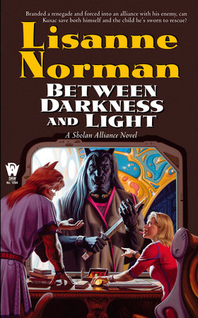 Between Darkness and Light by Lisanne Norman