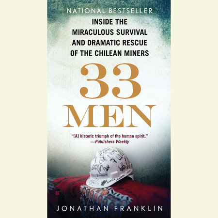 33 Men by Jonathan Franklin