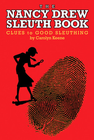 The Nancy Drew Sleuth Book by Carolyn Keene