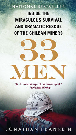 33 Men by Jonathan Franklin