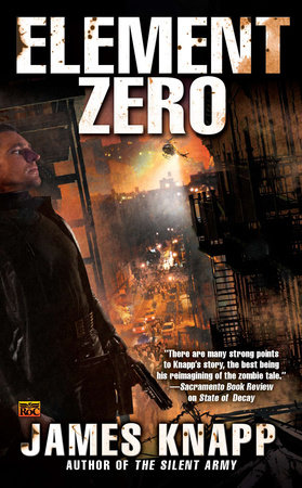 Element Zero by James Knapp