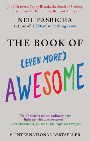 The Book of Even More Awesome by Neil Pasricha