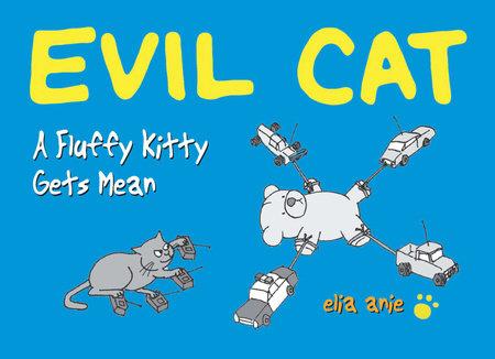 Evil Cat by Elia Anie