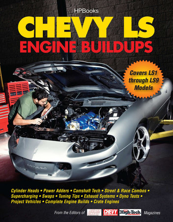 Chevy LS Engine Buildups by Cam Benty