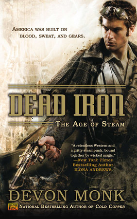 Dead Iron by Devon Monk