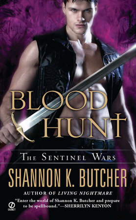 Blood Hunt by Shannon K. Butcher