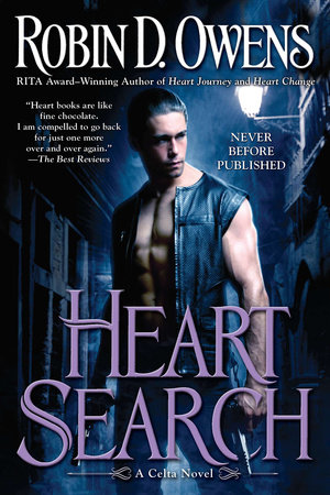 Heart Search by Robin D. Owens
