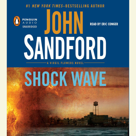 Shock Wave by John Sandford