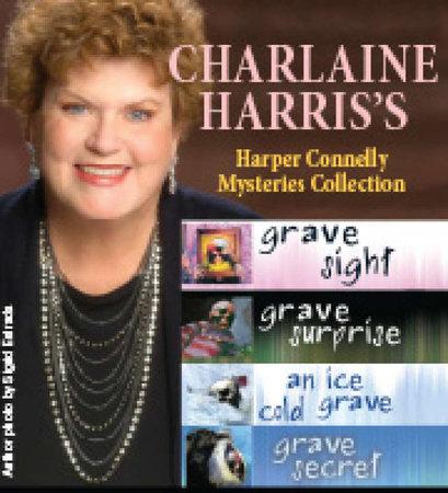 Harper Connelly Mysteries Quartet