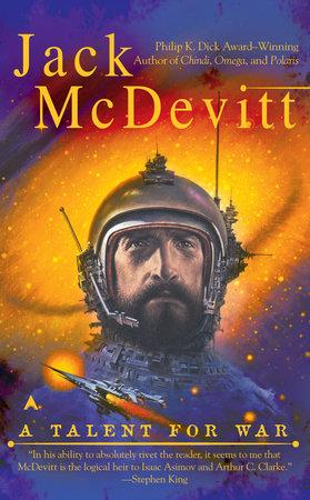 A Talent For War by Jack McDevitt