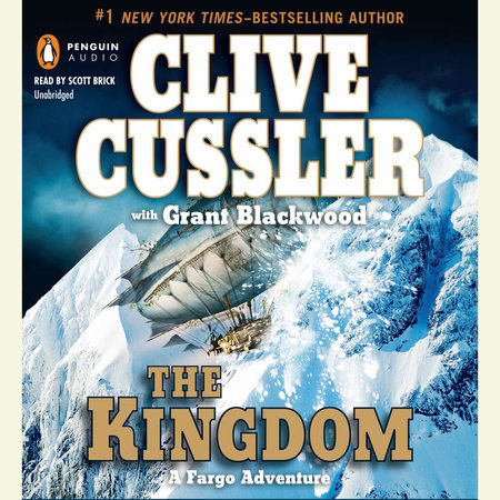 The Kingdom by Clive Cussler and Grant Blackwood