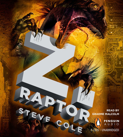 Z. Raptor by Steve Cole